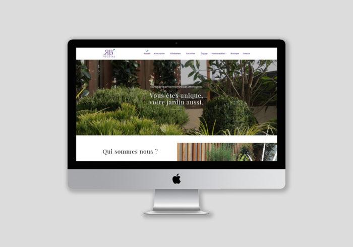 Webdesign et site vitrine Hérouville 95