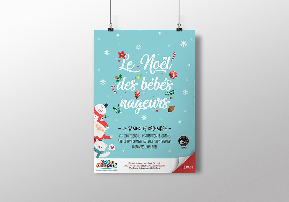 Création affiche évènementielle Rhône