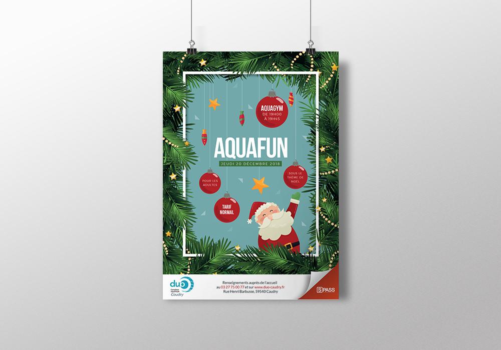 Création d'un poster