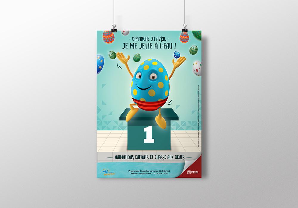 Illustration d'une affiche