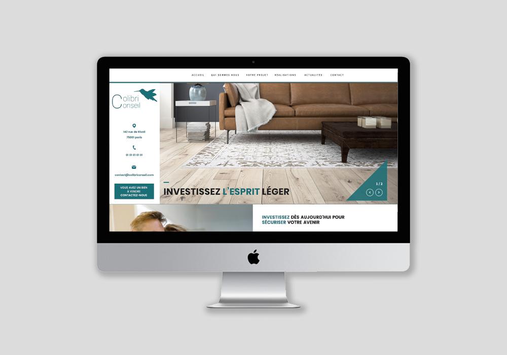 Création site web et optimisation du référencement naturel