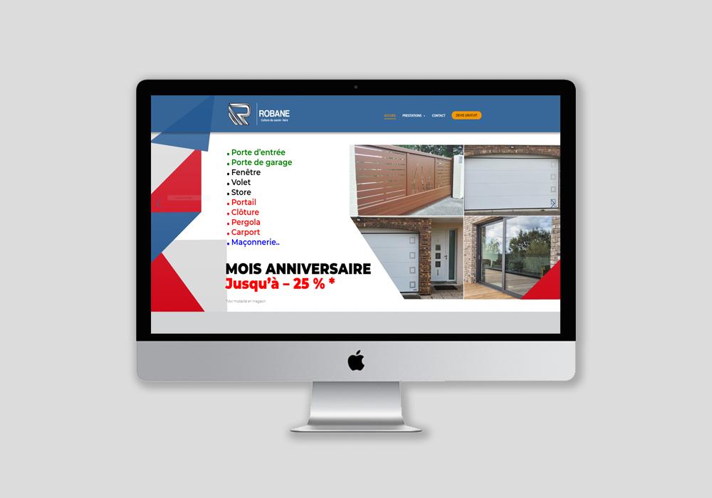 Mise en place d'un site internet et webdesign 95