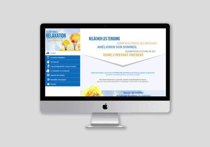 Fabrication d'un site internet et webdesign particulier