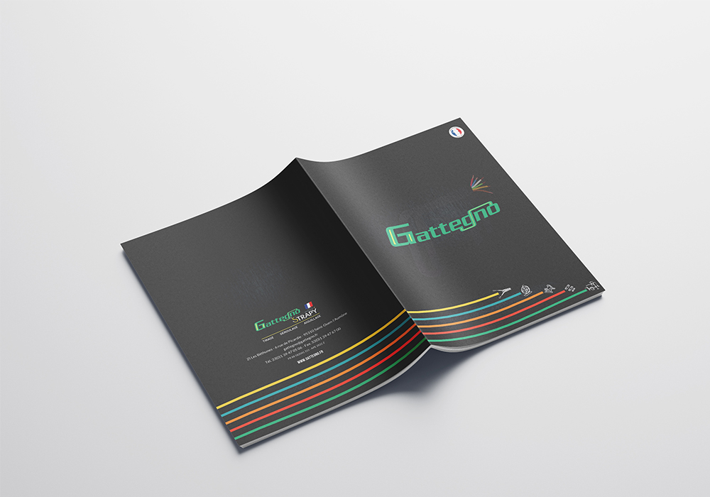 Création d'un catalogue pour GATTEGNO 95